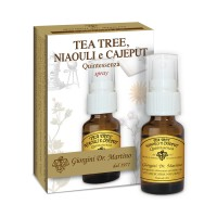 TEA TREE NIAOULI ET CAJEPUT Quintessence 15 ml spray